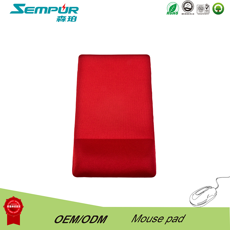 Sempur silicon gel wirst rest pad mouse