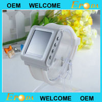 Quad Band Touchscreen Mobile Phone Watch