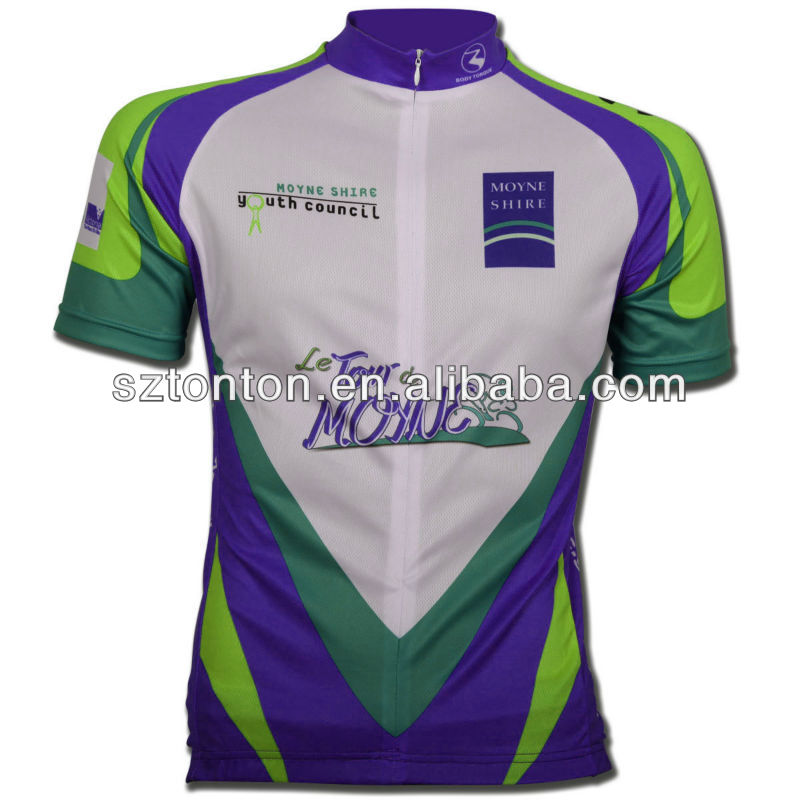 Custom Cheap Cycling Jerseys Made In China