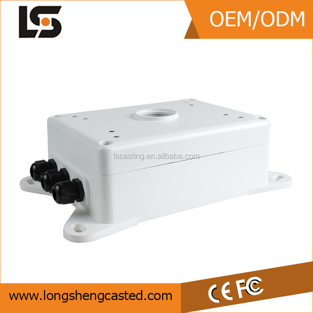 Directly sell from factory high quality die cast aluminium enclosure junction box