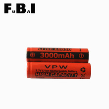China 6500 battery 3000mah 18650 li ion 3.6v battery for RC Toys