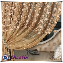 Factory Direct Sales All Kinds Of Water-Melt Embroidery Curtain