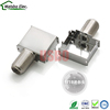 Miniature Metal Threaded IF RF Socket Connector Bracket Connector