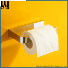 Washroom Accessories Brass and Chrome Toilet Paper Holder For Bathroom Decor