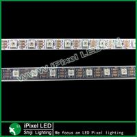 ws2812b 60 led/m flexible DC 5V smd5050 Led strip dmx waterproof ip65