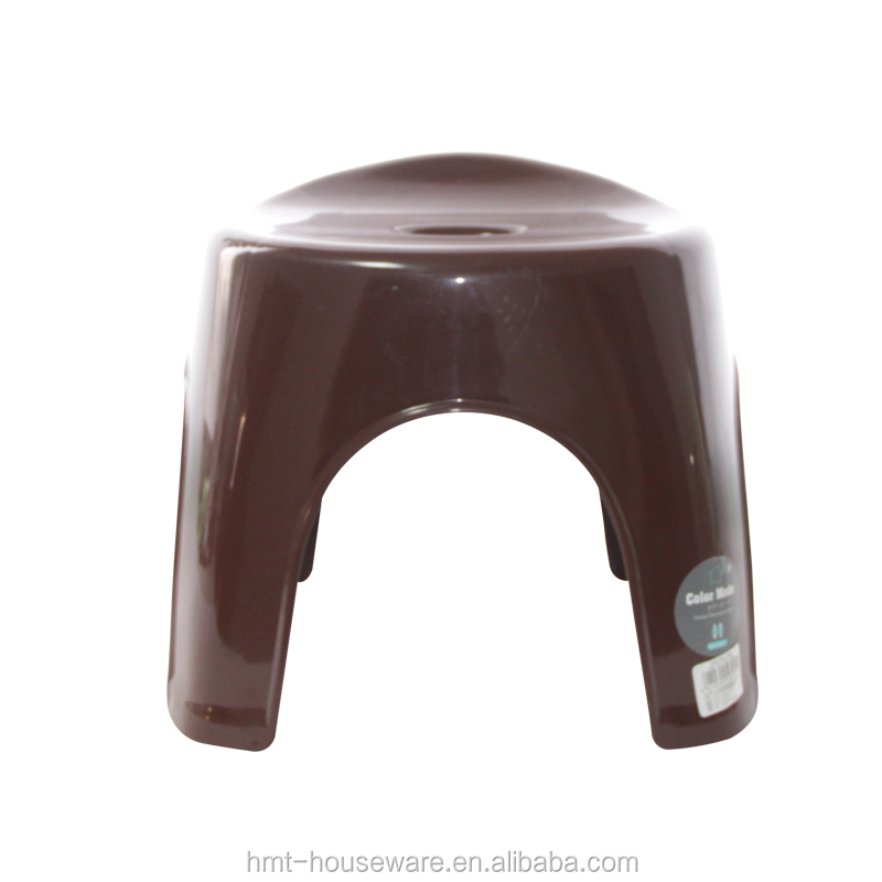 Taizhou Hengming wholesale bathroom using plastic stackable foot stool