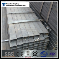 2 inch square steel tubing strength