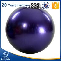 2016 Small Stability Ball , Clear Playing Ball , Inflatable PVC Ball