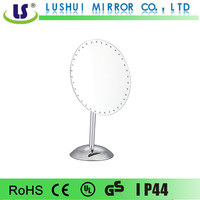 Simple magnifying vanity dressing table mirror