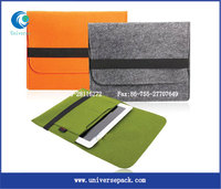 new style wholesale wool Felt laptop bag series for ipad