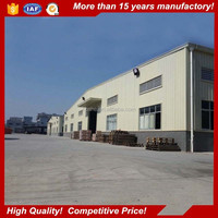 prefabricated structure for used shoes warehouse construction costs