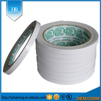 Bopp Film Packaging double sided tissue tape Coated With Acrylic Adhesive