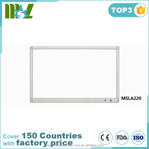 LED viewer ultra thin led x ray film negatoscope high brightness negatoscope with frame x-led film viewer