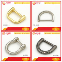 Mirror Polished Metal Hooks For Purse
