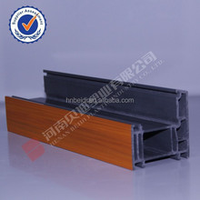 German Veka Rehau UPVC Plastic Window Door Profiles