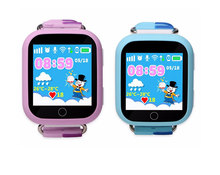 "High Quality 1.54"" Touch Screen Bluetooth Wrist Watch GPS Tracking Device Smart Talking Watch for Kids"