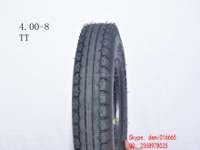 2015 hot sale high quality low price XD-047 autobike TT tire 4.00-8 motorcycle china tire