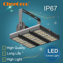 High power outdoor 120w time tunnel led light