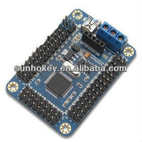 32 Channel Servo Motor Control Driver Board for Robot Project and Chassis Controller
