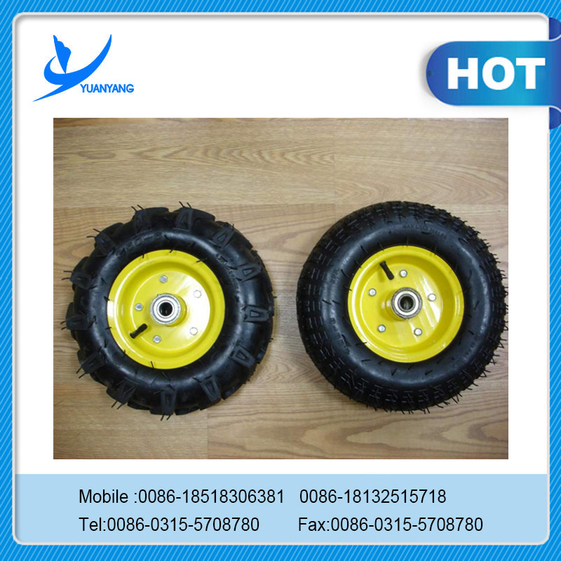 China supplier wheel barrow hand cart tyre and PU wheel