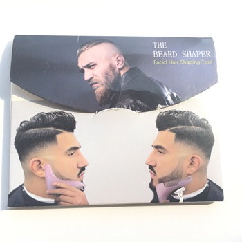 for beard styling shaper tool mens beard kit beard comb