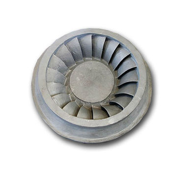 sand casting component water turbine casting/engineering parts
