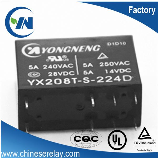 China automotive door latch relay power relay