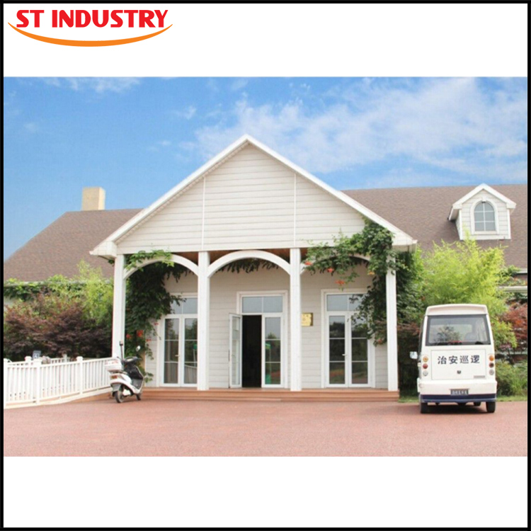 China Supplier Low Cost light steel prefab house designs for kenya