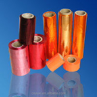 Rigid Plastic Sheets Colored PVC Rolls