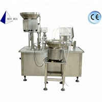 Ampoule filling and sealing machine price with two nozzle for 1-2ml