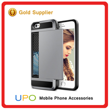 [UPO] Wholesale Hard PC Case with Credit Card Slot Stand for iPhone 6s, for iPhone 6 covers