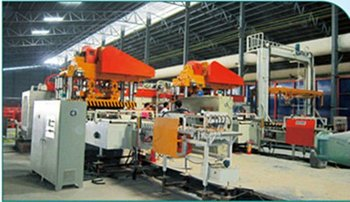 China clay roof tile machine manufacturer auto roofing tile cram formation mechanism press line TL-AUTOYWJ-3W