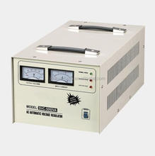 (high quality)SVC 5KVA single Phase input voltage160~250V automatic voltage stabilizer