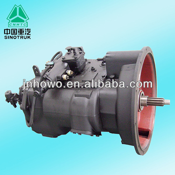 SINOTRUK HOWO truck transmission gearbox pto 9JS119