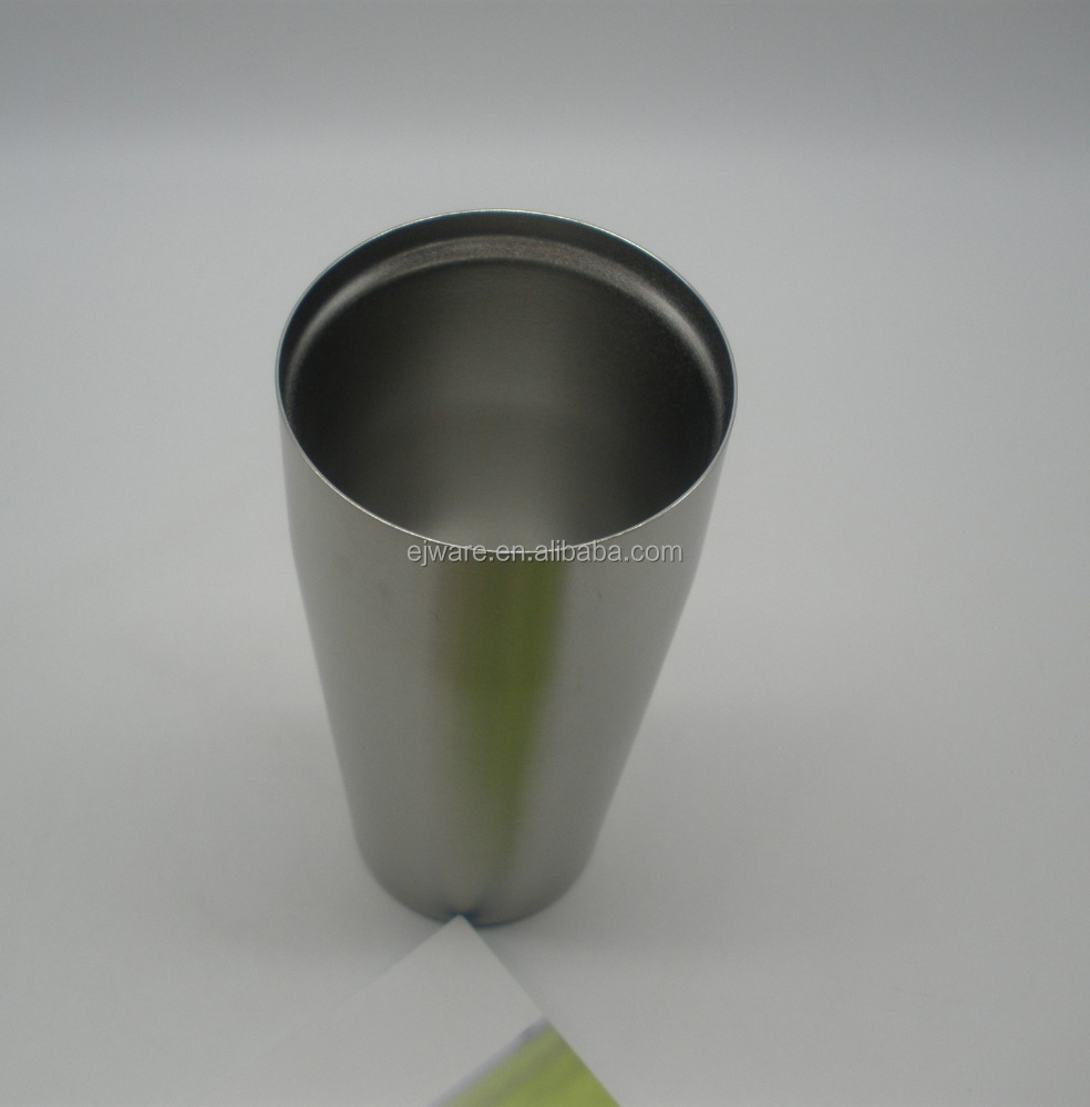 Wholesale custom double wall insulated stainless steel 20 oz tumbler