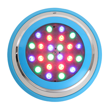 underwater lamp swimming pool led RGB light color changing underwater light wireless