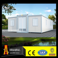 Foldable Shelter with SAA Electricity and Water Mark Toilet