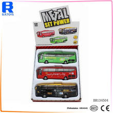 Diecast Metal Alloy Cars Toy Gift Model bus