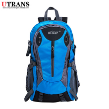 35L waterproof durable custom bag travelling hiking backpack for outdoor camping sports climbing mountain school