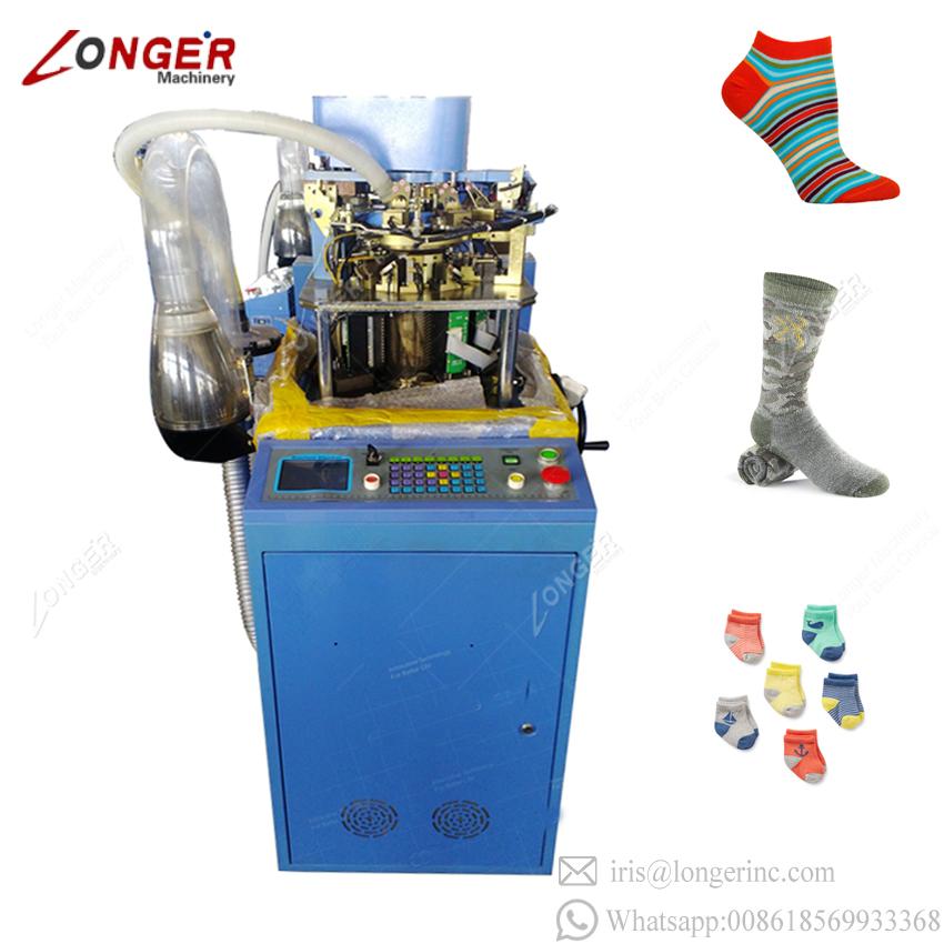 Neue Design Industrielle Textil Automatische Herstellung Socken ...