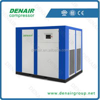Denair silent and energy saving screw type air compressor