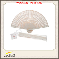 2016 hot sale gift Spanish Handcrafted Wooden Flamenco Hand Fan