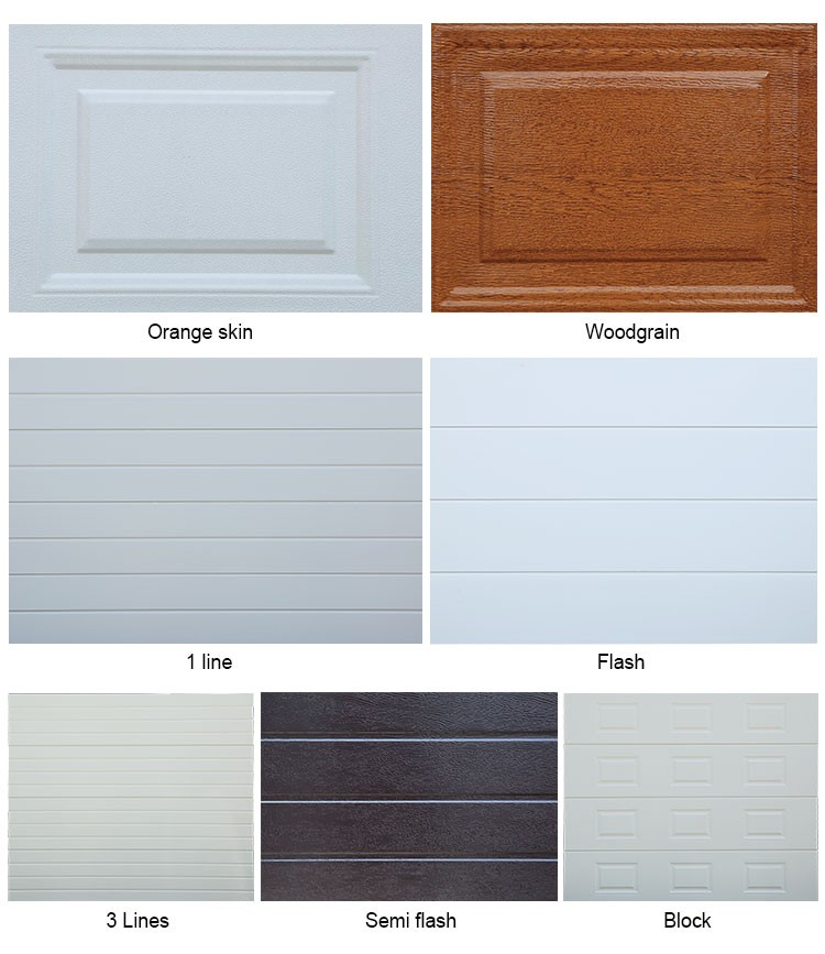 Ce Certificate Best Sale Factory Prices White Garage Door