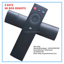 9 keys xiaomi box remote control common TV1 TV2 TV3