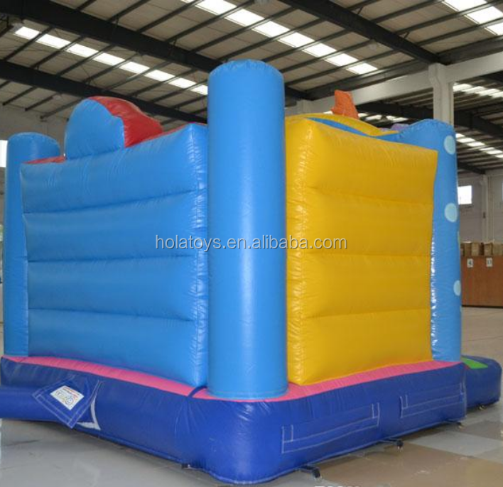 Ocean lovely bounce castle/bouncy castles/inflatable bouncy house