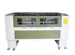 Multi head co2 paper/leather/wood/metal laser cutting machine price