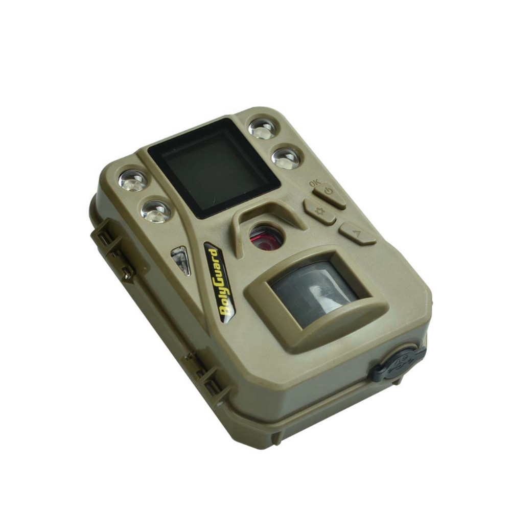 Bolyguard smallest thermal vision outdoor security equipment hunting trail camera SG520 with 940nm IR,720P HD ,12mp
