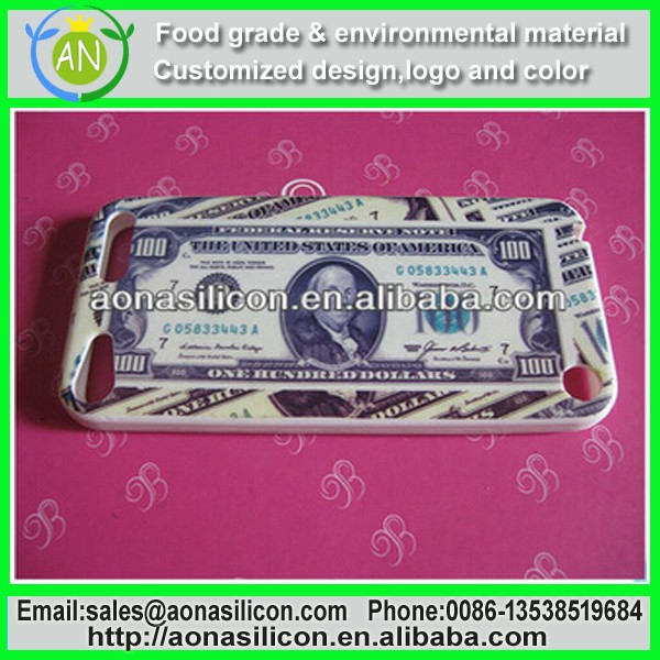 US Dollar printed on mobile phone cover|cell phone cover