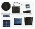 3W - 120W Mini monocrystalline solar panel