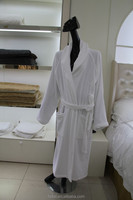 wholesale hotel checkered Bathrobe